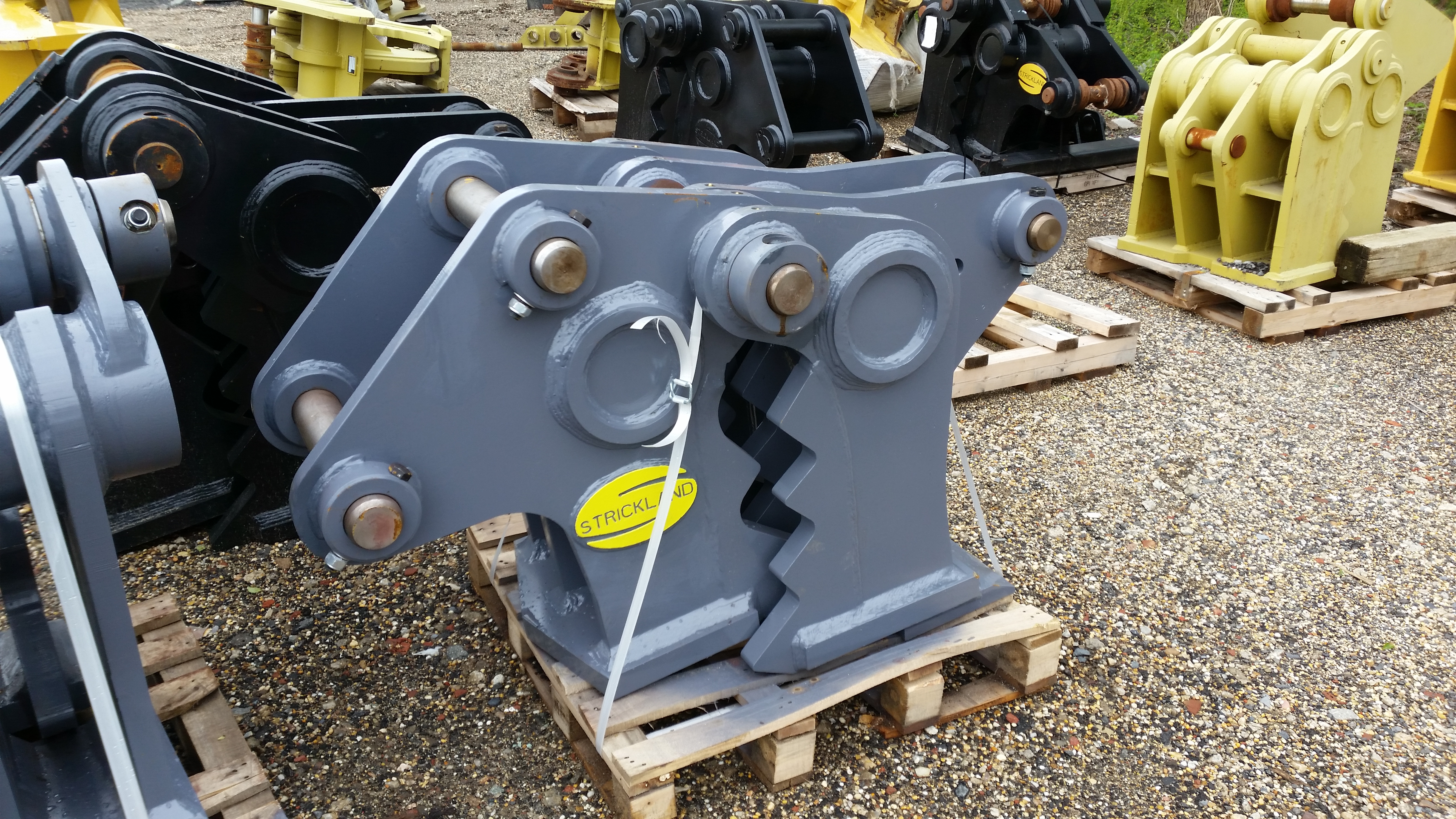 CP40 Quick Coupler